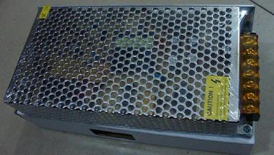 监控电源开关电源12V30A集中供电电源/ 摄像机摄像头适配器海康